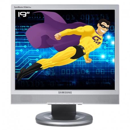 "Ecran PC Pro 19"" SAMSUNG SyncMaster 913BMPLUS GH19PS LCD TFT TN VGA DVI VESA"