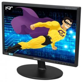 """Ecran PC Pro 19"""" SAMSUNG SyncMaster S19B220NW LS19B220 LCD TFT TN VGA VESA 16:10"""