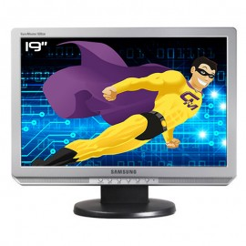"Ecran PC Pro 19"" SAMSUNG SyncMaster 920LM LS19WJNKS/EDC LCD TFT TN VGA VESA Wide"