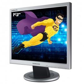 """Ecran PC Pro 19"""" SAMSUNG SyncMaster 913N MJ19ESKSB/EDC LCD TFT TN VGA VESA 5:4"""