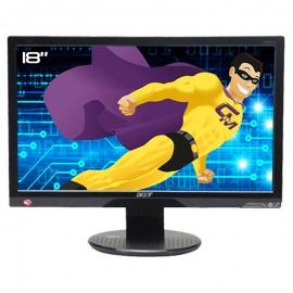 """Ecran PC Pro 18"""" ACER P195HQb ET.XPSHE.001 LCD TFT TN VGA VESA WideScreen 16:9"""