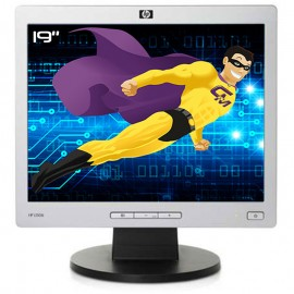 "Ecran Plat PC 19"" HP L1906 HSTND-2L09 LCD TFT VGA 1280x1024 5:4 VESA 12ms"