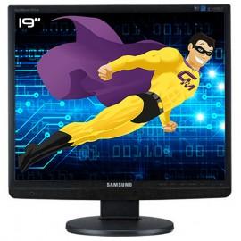 """Ecran PC Pro 19"""" SAMSUNG SyncMaster 943BM LS19MYMEBQ/EDC LCD TFT TN VGA DVI VESA"""