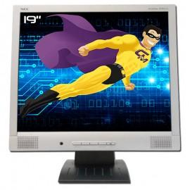"Ecran PC Pro 19"" NEC AccuSync LCD92VM L194F2 LCD TFT TN VGA Audio VESA 1280x1024"