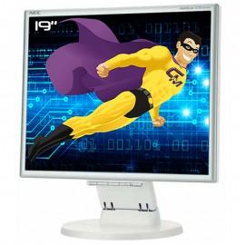 "Ecran PC Pro 19"" NEC MultiSync LCD195VXM+ L194F2 LCD TFT VGA DVI Audio VESA 5:4"