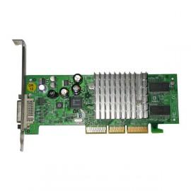 Carte Graphique NVidia GeForce4 MX440 64MB S26361-D1592-V64 GS2 DVI AGP 4X