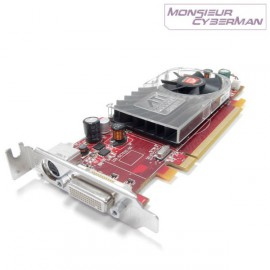 Carte Graphique ATI Radeon HD 2400 XT 256MB PCI-E Low Profil Dell Sff