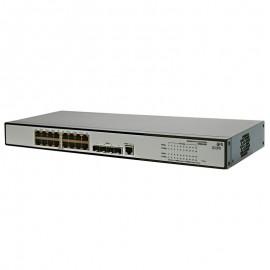 Switch Rack 16 Ports RJ45 HP JE005A 1910-16G 10/100/1000Mbps 4x GIGABIT SFP