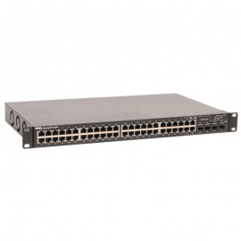 Switch Rack 48 Ports RJ45 4x SFP DELL PowerConnect 5448 C4865 10/100/1000Mbps