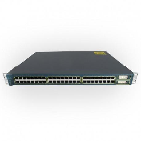 Switch Rack 48 Ports 10/100 Cisco Catalyst 3500 Series XL WS-C3548-XL-EN