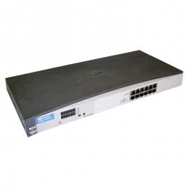 Switch Rack 12 Ports RJ45 HP J3294A Procurve 10/100 Hub 12 Ethernet 10/100BaseTX