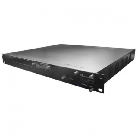 Switch Rack 4 Ports RJ-45 AudioCodes GTPM00114 10/100/1000Mbps 1x Audio OUT