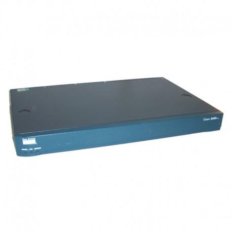 Router Firewall CISCO 2600 Series 47-5584-02 4x RJ-45 10/100 Mbps