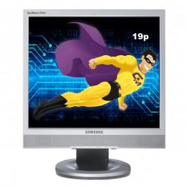 "Ecran Plat PC 19"" SAMSUNG SyncMaster 913TM LCD DVI-D • VGA 1280x024 5:4"
