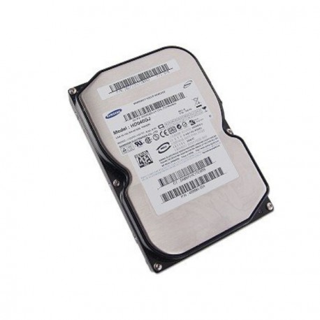 "Disque Dur 3.5"" - Samsung SpinPoint HD040GJ - 40Go SATA/300 - 7200RPM - 8Mo"