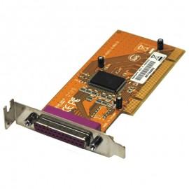 Carte Adaptateur PCI Port DB25 Parallèle EX-41211-S EXSYS IEEE1284 Low Profile
