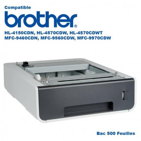 Bac Papier Optionnel Brother LT-300CL 500 feuilles Imprimante 4570 9460 9560