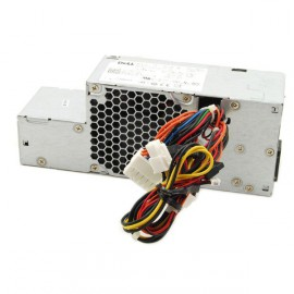 Alimentation Dell D275P-00 (0PW124) - 275W - Optiplex 740 740MLK 745 755 SFF