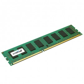 8Go RAM PC Bureau Crucial CT102464BA160B 240-PIN DDR3 PC3-12800U 2Rx8 CL11