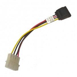 Câble Molex SATA SkyCable FanTronic 6935030000 16cm Adaptateur
