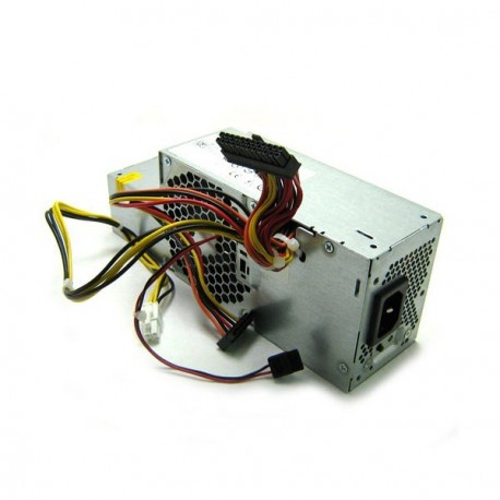Alimentation PSU DELL H235P-00 (PW116) - 235W - Optiplex GX580 760 780 960 SFF
