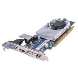 Carte Graphique AMD Radeon HD7350 288-AE153-C01A8 1Go DDR3 PCI-E DVI HDMI VGA