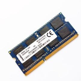 8Go RAM PC Portable SODIMM Kingston MSI16D3LS1KFG/8G PC3L-12800S 1600MHz DDR3