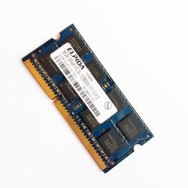 8Go RAM PC Portable SODIMM ELPIDA EBJ81UG8EFU0-GN-F PC3L-12800S 1600MHz DDR3