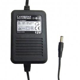 Chargeur Adaptateur Secteur CAMBRIDGE SOUNDWORKS TE-121000VT 12V 1A AC Adapter