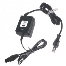 Chargeur Adaptateur Secteur OEM TAMURA 01-006-361 13.8V 0.65A 2-Pin AC Adapter