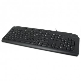 Clavier Azerty Noir USB ACER KU-0760 KB.USB03.192 PC Keyboard 104 Touches