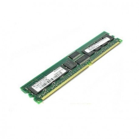 Ram Barrette Mémoire Qimonda 256Mo DDR2 PC2-3200R ECC Registered HYS72T32000DR-5