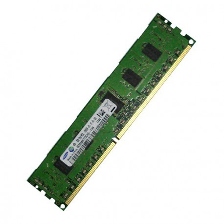 2GB RAM Server SAMSUNG M393B5773CH0-YH9 DDR3 PC3L-10600R 1333 ECC Registered CL9