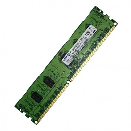 RAM Serveur DDR3 SAMSUNG PC3-10600R 1333 2GB ECC Registered CL9 M393B5773CH0-CH9
