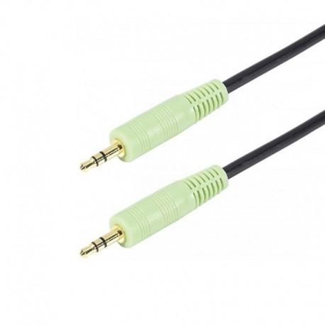 Câble Audio Jack 3.5mm 5KL1S13501HT 150cm Noir NEUF