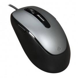 Souris Optique USB Microsoft Comfort Mouse 4500 MSK-1422 5 Boutons Gris 1000-DPI