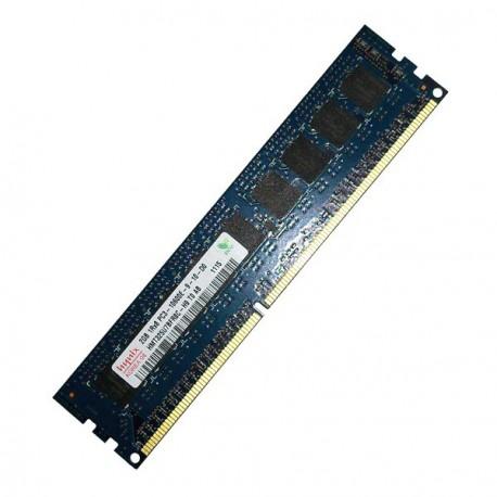 RAM Serveur DDR3-1333 Hynix PC3-10600E 2GB Unbuffered ECC CL9 HMT325U7BFR8C-H9