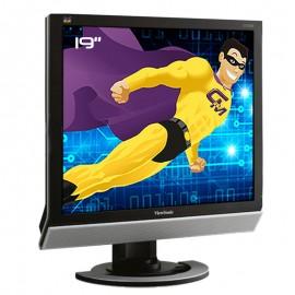 """Ecran PC Pro 19"""" ViewSonic VG920 VS10790 TFT TN VGA DVI AudioOUT VESA Widescreen"""