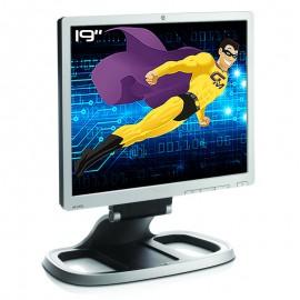 "Ecran Plat PC 19"" HP L1950g KR145A 448181-120 LCD TFT TN VGA DVI 2xUSB 1280x1024"