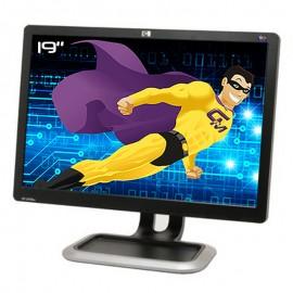 """Ecran Plat PC 19"""" HP L1908w HSTND-2351-F 454440-101 LCD TFT VGA 1440x900 16:10"""