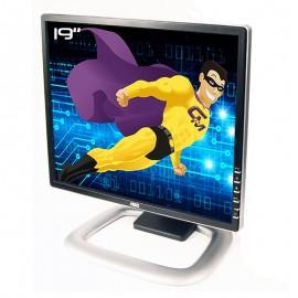 "Ecran Plat PC 19"" AOC LM928 TFT1980+ LCD TFT VGA DVI Audio 1280x1024 5:4 48cm"