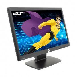 """Ecran PC Pro 20"""" HP ProDisplay P201 HSTND-3731-Q TFT VGA DVI VESA Widescreen"""