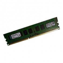 8Go RAM Serveur KINGSTON KVR1333D3E9S-8G DDR3 PC3-10600E ECC 1333Mhz CL9 2Rx8