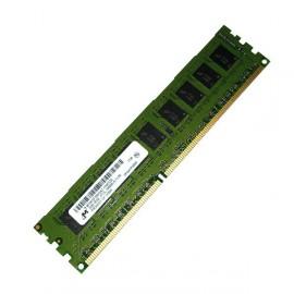 RAM Serveur DDR3-1333 Micron PC3L-10600E 2GB ECC CL9 1RX8 MT9KSF25672AZ-1G4D1ZE