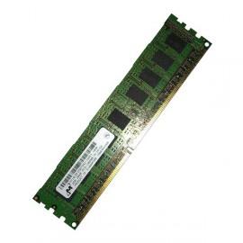 RAM Serveur DDR3-1333 Micron PC3-10600E 2GB ECC CL9 2RX8 MT18JSF25672AZ-1G4F1
