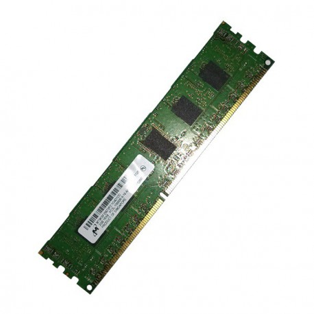 Server RAM DDR3-1333 Micron PC3L-10600R 2GB Registered ECC MT9KSF25672PZ-1G4D1DD
