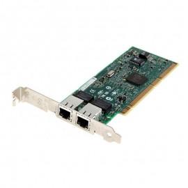 Carte Réseau Intel PRO/1000 MT A95786-001 Dual Port PCI/PCI-X 10/100/1000Mbps