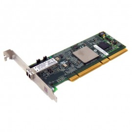 Carte Adaptateur Emulex FC1020055-05A 2Go Dual Fibre Channel FTRJ8519U1GNL-EM