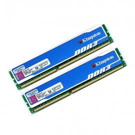 2x4Go RAM Memoire KINGSTON KHX1600C9D3B1K2/8Gx DIMM PC3-12800 DDR3 1600Mhz
