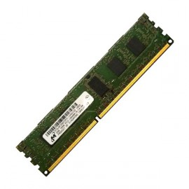 RAM Serveur DDR3-1333 Micron PC3-10600R 2GB Registered ECC MT9JSF25672PZ-1G4D1DD